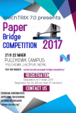 Paper Bridge Competition
